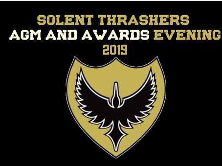 Solent Thrashers AGM 2019