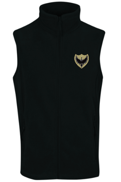 Fleece Gilet - Logo