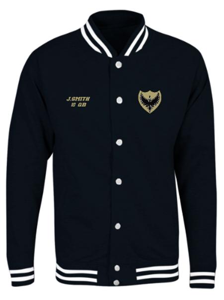 Custom College Jacket