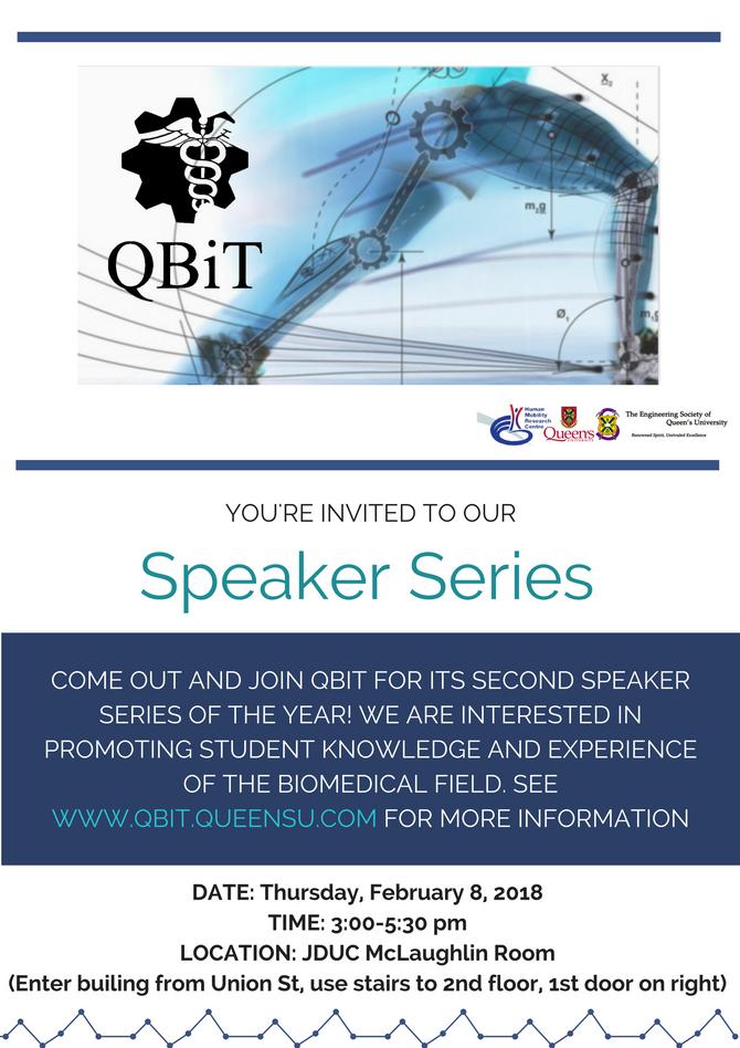Biomedical Innovation Speaker Series
