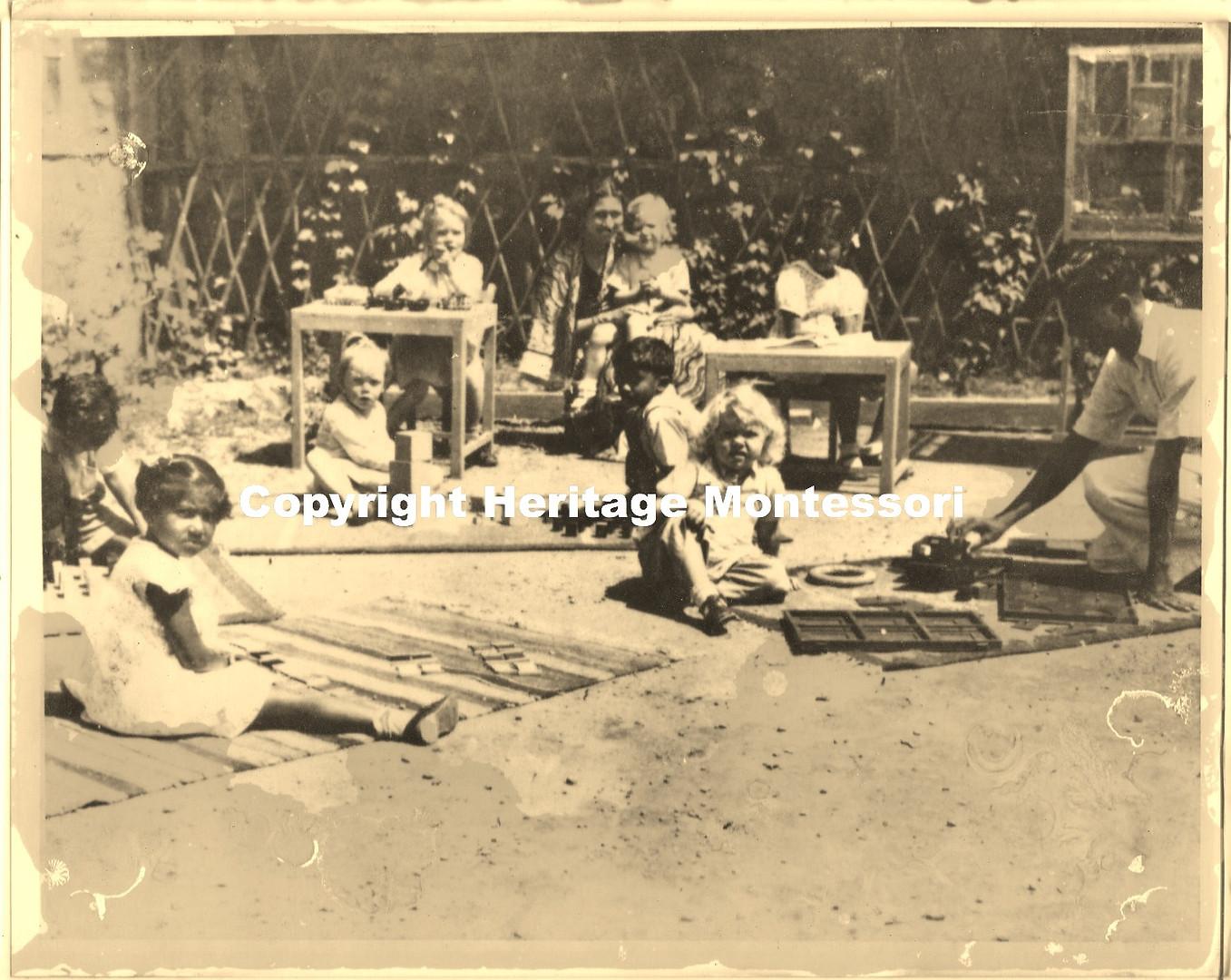 Kodaikanal, circa 1945
