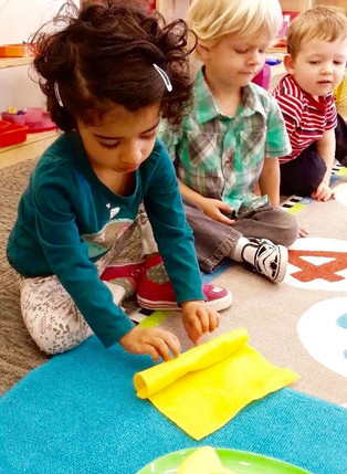 Declutter Your Playroom the Montessori Way