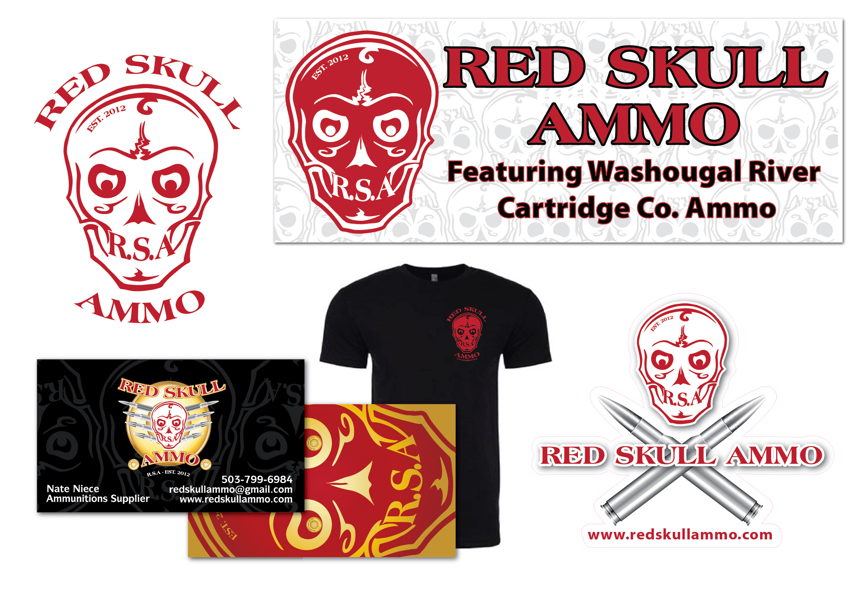 Red Skull Ammo