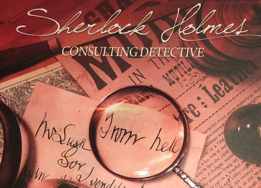 Sherlock Holmes Consulting Dectective