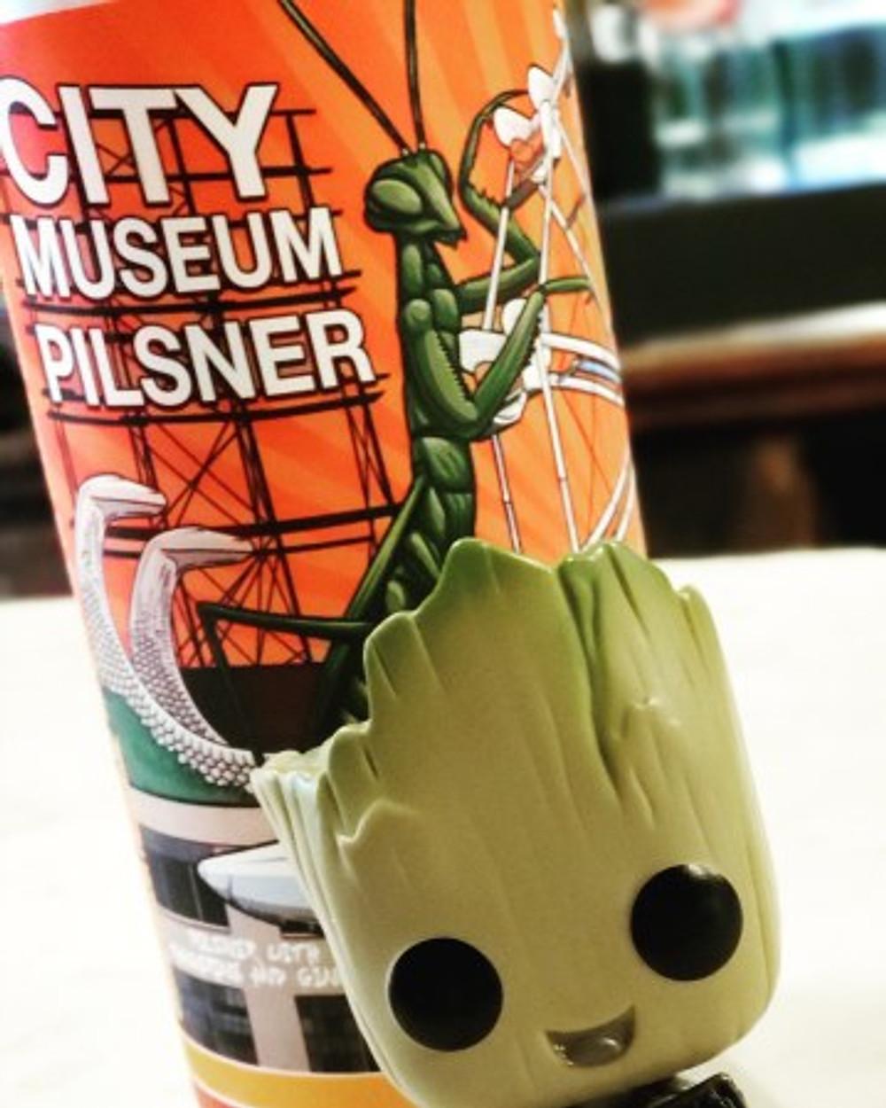 city museum beer