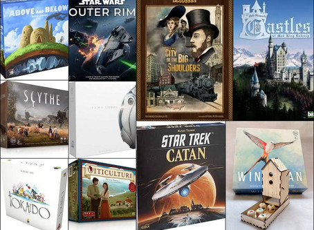 The Nerdz Garage Best Board Games of 2019 – From Time Travel to the Stock Market- The Year ha