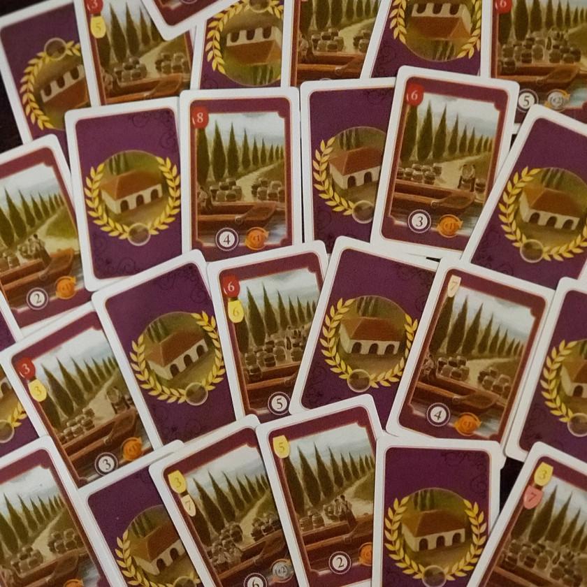 Wine Order Cards