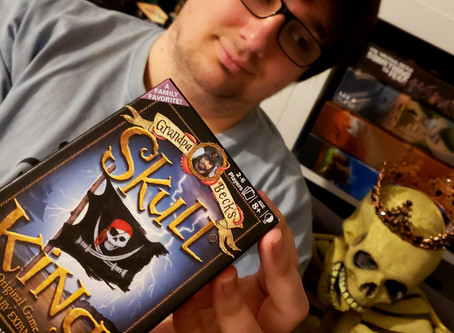 Hoist the Sails! We Are Battling on the High Seas with Skull King