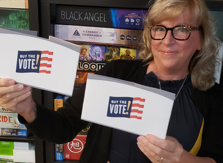 Buy the Vote- Timely & Crafty