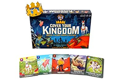 Get Your Puns On! Cover Your Kingdom