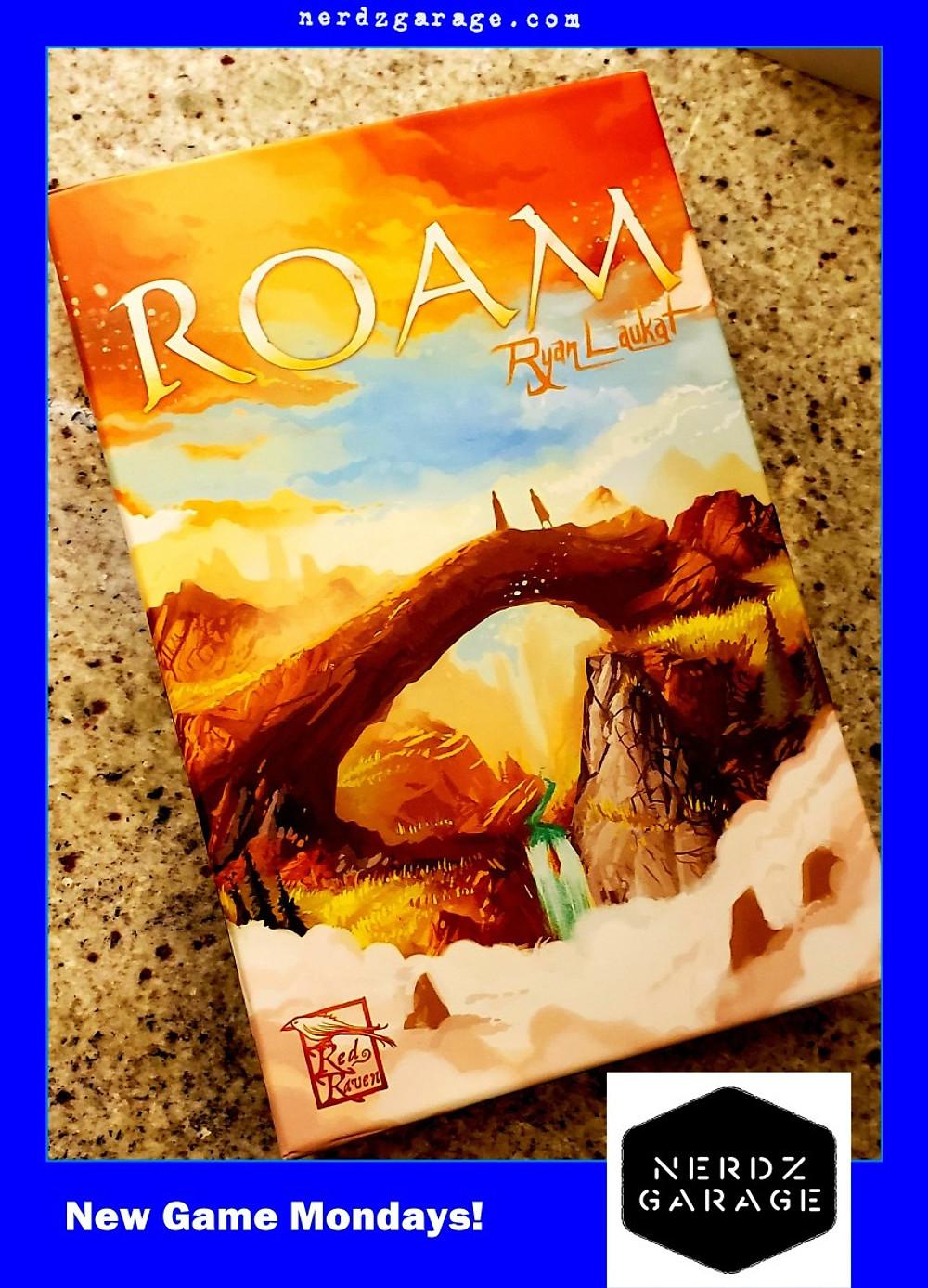 NGM Roam 2020