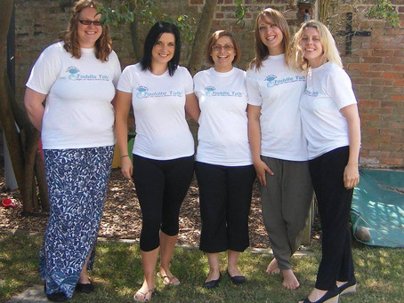 Welcome New Toddle Talk Teachers