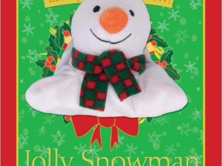The Jolly Snowman
