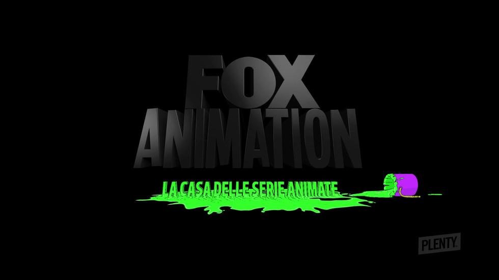 Fox Animation Tv Branding german merlo.m
