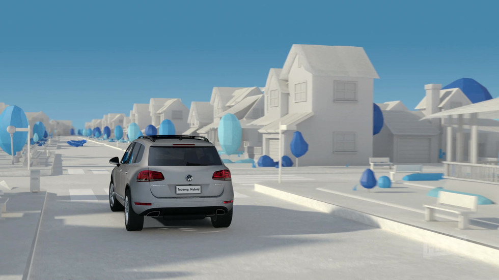 Volkswagen Think Blue- german merlo.mov