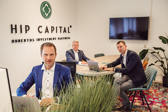 Bedrijfsreportage HIP Capital