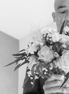 ❤ Wachten op de bruid