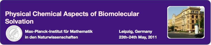 Biomolecular Solvation