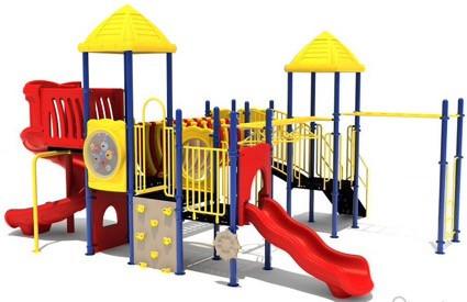 New Ashley Park Playground