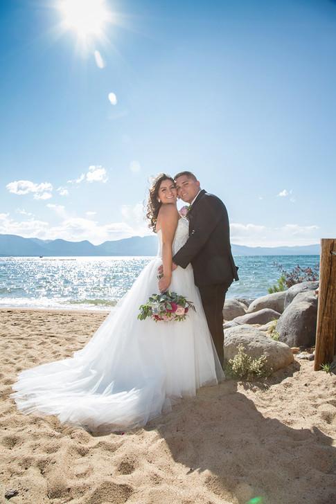 Lakeside Beach Tahoe