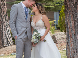 Gabby & Mark's beautiful Forest Suites Wedding