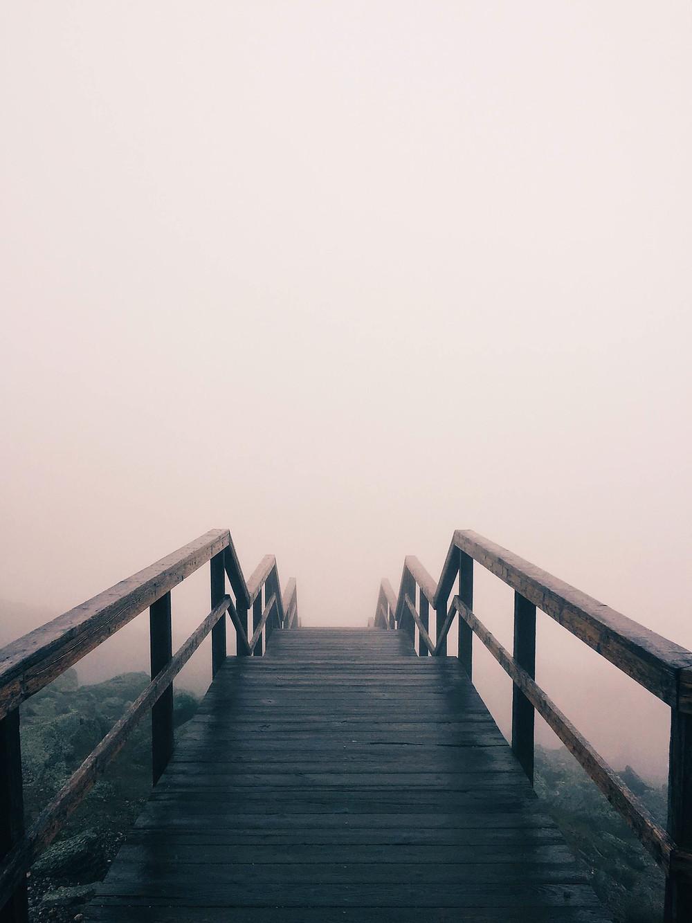 Ponte verso l'ignoto
