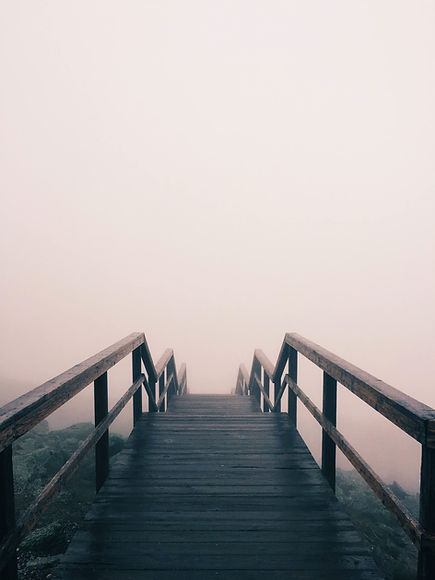 Misty Treppe
