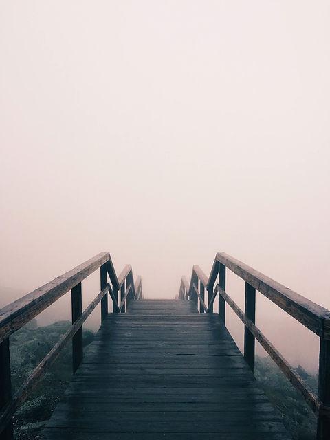 Escalier Misty