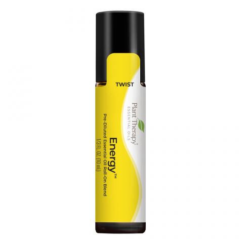 Energy Essential Oil Blend Roll-On