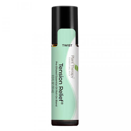 Tension Relief Essential Oil Blend Roll-On