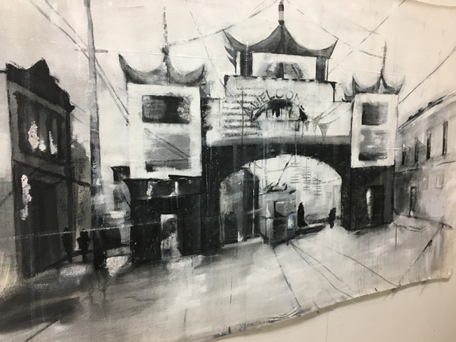 china town commission