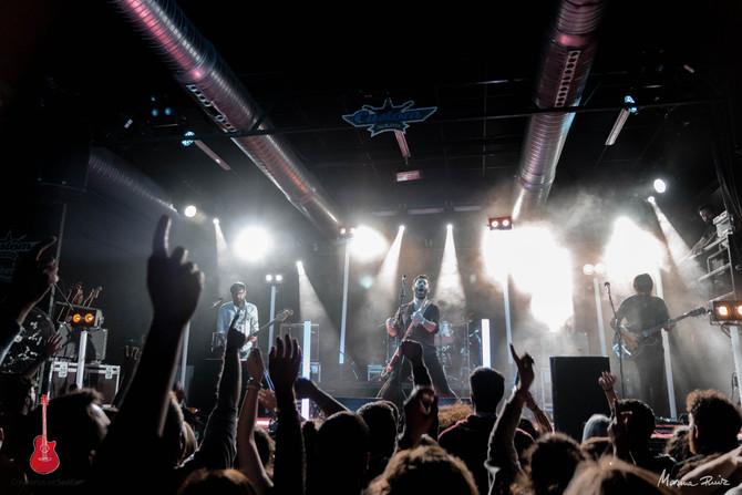 Viva Suecia en la Custom: sesión de indie rock con mayúsculas