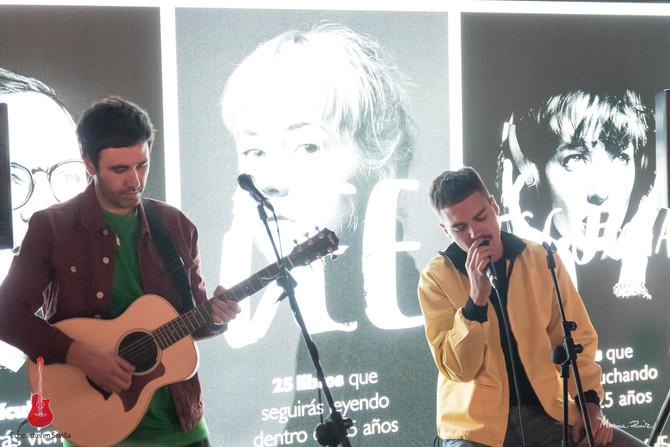 Miss Caffeina - Showcase en Sevilla