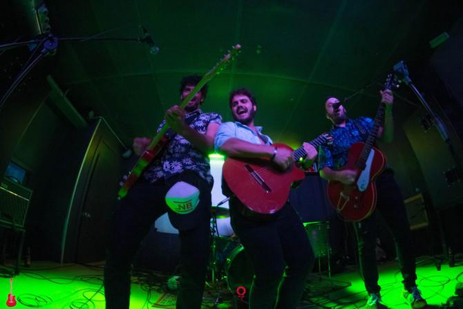 Colectivo Panamera en Fun Club