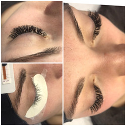 Thick Russian lashes