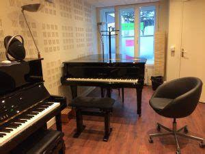 Neuilly studio 2 pianos