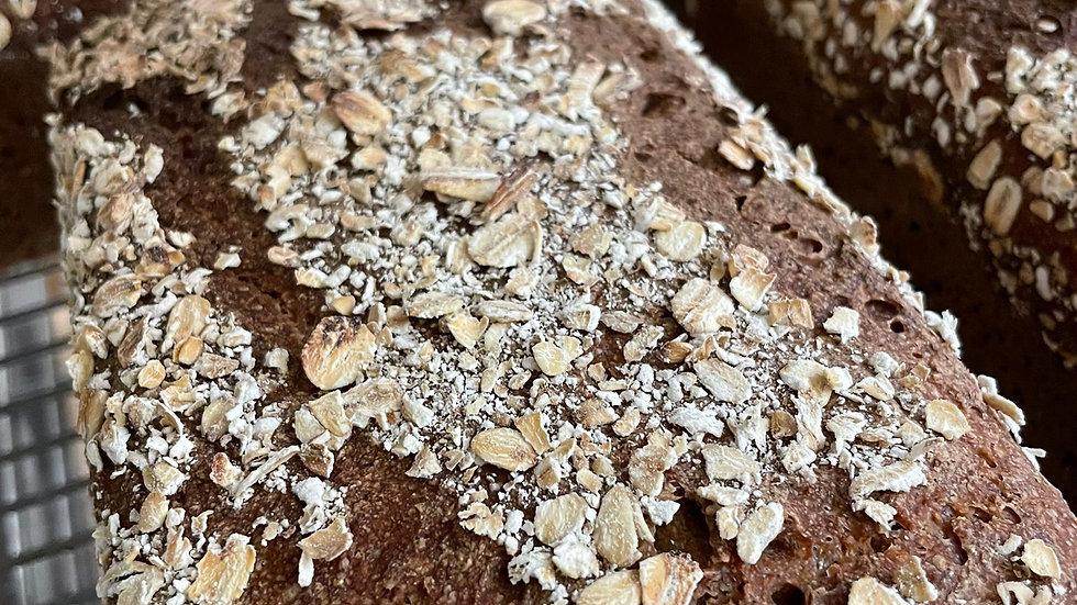 Sourdough Rye Loaf