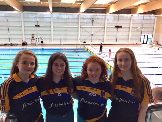 Ulster Schools Swimmers (1)