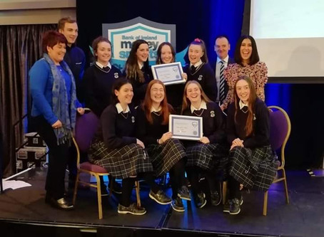 Success at Bank of Ireland Money Smarts Competition