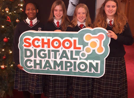 School Digital Champions Training Day - Croke Park