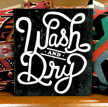 Laundry Room - Wash & Dry