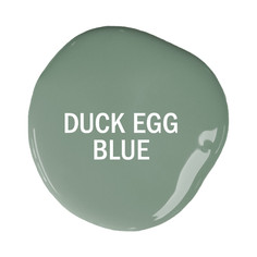 Chalk-Paint-blob-with-text-Duck-Egg-Blue