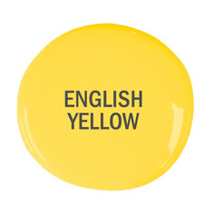 Chalk-Paint-blob-with-text-English-Yello