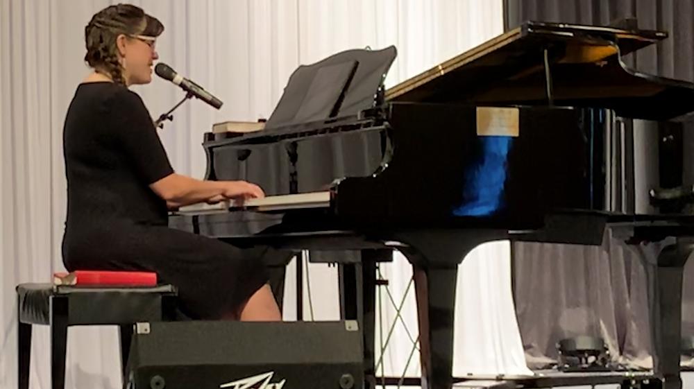 Rachel Morgan Im, performer
