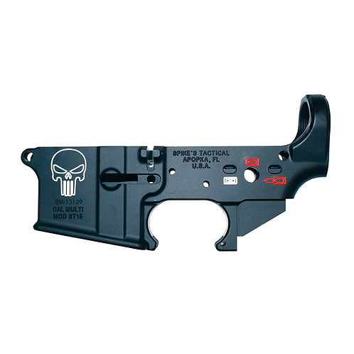 Spike's Stripped Lower (Punisher)
