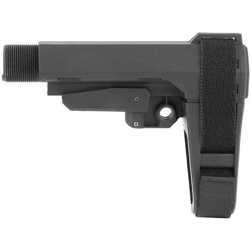 SB Tactical AR Pistol Brace 4 Adjustable Blk