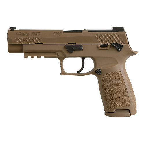 "SIG P320F M17 MS 4.7"" 9mm 17rd Coy"