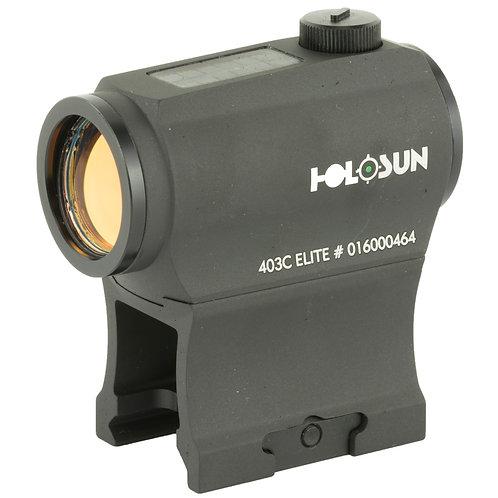 Holosun Elite 2MOA Green Dot Solar