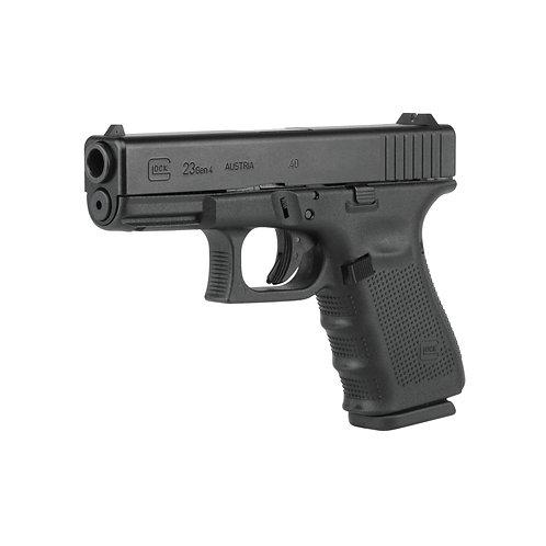 Glock 23 Gen4 40S&W 13rd 3 Mag