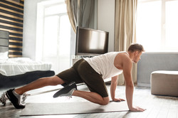 Male Exercising at Home.jpg